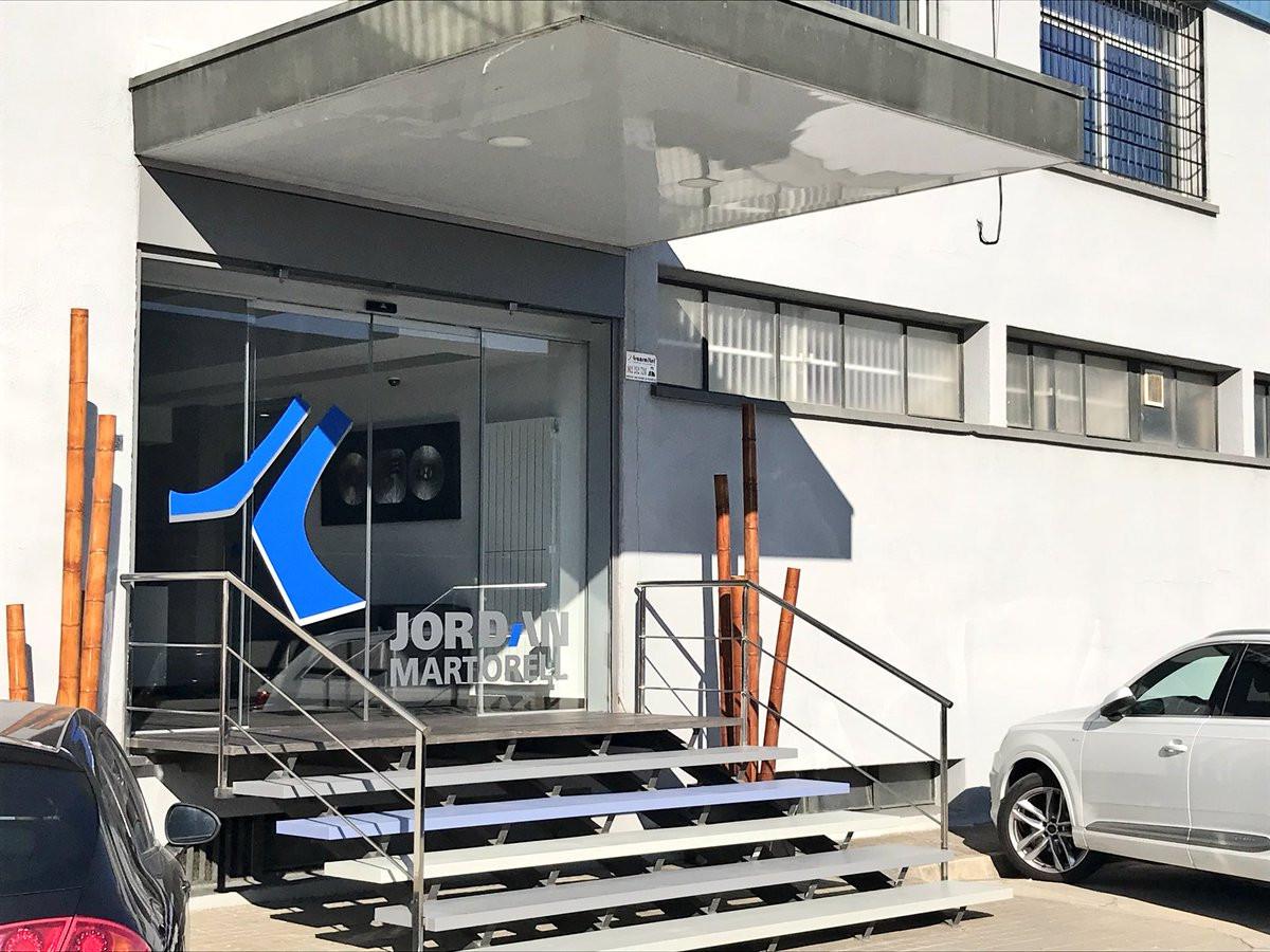 diseño popular oferta especial discapacidades estructurales L' UGT denuncia que el trasllat de l' empresa Jordan de Martorell ...